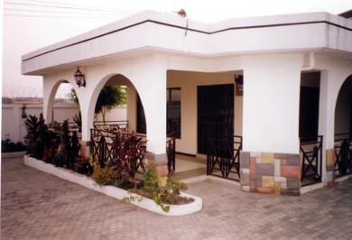 Gästehaus Ghana