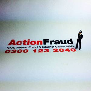 Logo by www.actionfraud.police.uk